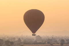 Bagan,缅甸,缅甸,亚洲Tamples  库存照片