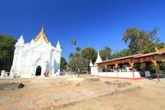 Bagan świątynia w Myanmar Obraz Stock