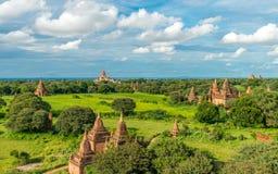 Bagan świątynie, Myanmar Fotografia Royalty Free