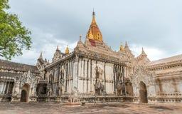 Bagan świątynie, Myanmar Zdjęcia Stock