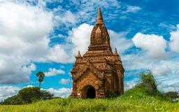 Bagan świątynie, Myanmar Zdjęcia Royalty Free
