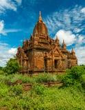 Bagan świątynie, Myanmar Obraz Royalty Free