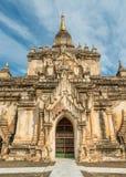 Bagan świątynie, Myanmar Obraz Stock