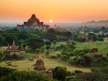 bagan ναοί ανατολής της Myanmar Στοκ φωτογραφίες με δικαίωμα ελεύθερης χρήσης