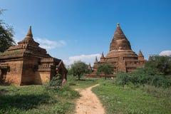 bagan ναοί της Myanmar Στοκ Φωτογραφίες