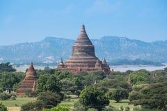 bagan ναοί της Myanmar Στοκ φωτογραφία με δικαίωμα ελεύθερης χρήσης