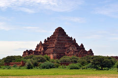 bagan ναός της Myanmar Στοκ Εικόνα