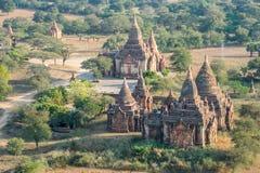 Bagan στο Μιανμάρ Στοκ Εικόνες