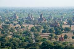 Bagan στο Μιανμάρ Στοκ φωτογραφία με δικαίωμα ελεύθερης χρήσης