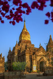 Bagan - το Μιανμάρ Στοκ φωτογραφία με δικαίωμα ελεύθερης χρήσης
