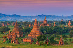 Bagan το Μιανμάρ Στοκ Φωτογραφία