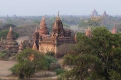 Bagan, Бирма, Мьянма Стоковое Изображение RF