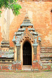bagan висок myanmar htilominlo Стоковое фото RF