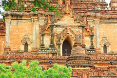 bagan висок myanmar htilominlo Стоковые Фото