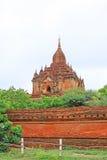 bagan висок myanmar htilominlo Стоковые Изображения