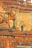 bagan висок myanmar htilominlo Стоковое Изображение RF