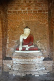 bagan статуя Будды myanmar стоковые фотографии rf
