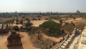 Bagan (异教徒),缅甸风景  库存图片