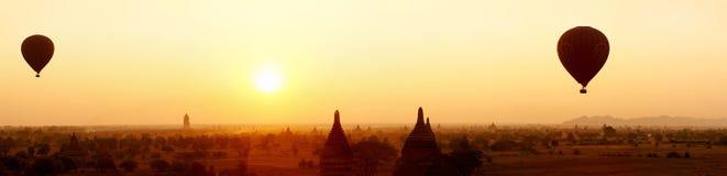 Bagan缅甸 库存照片