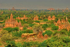 Bagan Lizenzfreie Stockfotos
