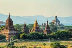 Bagan Stockbilder