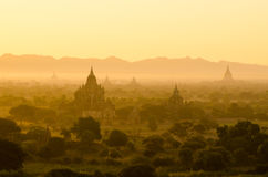 Bagan Royaltyfri Foto