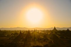 Bagan Zdjęcia Stock