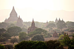 Bagan stock foto