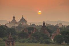 Bagan Fotografía de archivo libre de regalías