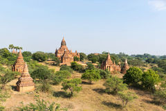 Bagan Photo libre de droits