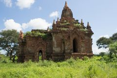 Bagan Arkivfoton
