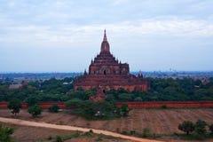 Bagan archäologische Zone, Myanmar Lizenzfreies Stockfoto