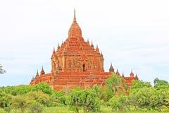 Bagan archäologische Zone, Myanmar Stockfotos