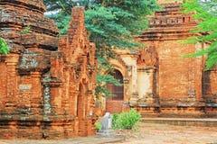 Bagan archäologische Zone, Myanmar Lizenzfreie Stockfotos