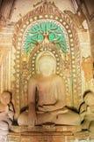 Bagan Archaeological Zone Buddha Image, Myanmar Royalty Free Stock Photo