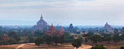 Bagan Archaeological Zone, Myanmar stock fotografie