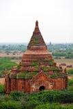 Bagan archaeological zone, Myanmar Stock Photography