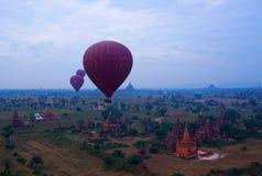 Bagan Archaeological Zone, Myanmar Royalty Free Stock Images