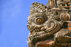 Bagan bas-relief Royalty Free Stock Photos