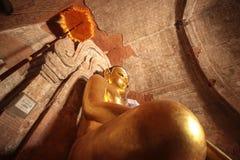 Bagan Buddha Fotografering för Bildbyråer
