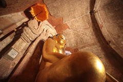 Bagan Buddha Stock Image