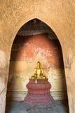 Bagan Buddha Image Imagenes de archivo
