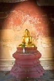 Bagan Buddha Image Arkivbilder
