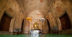 Bagan Buddha Image Royaltyfri Bild