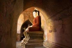 Bagan Buddha Image Stock Photo