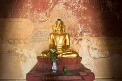 Bagan Buddha Image Royalty Free Stock Photos