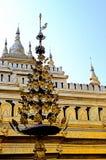 bagan buram Myanmar pagoda Zdjęcie Stock