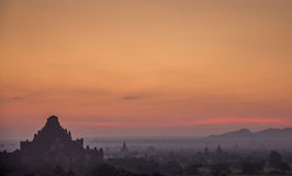 Bagan Burma Fotos de Stock Royalty Free