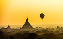 Bagan Burma Royalty Free Stock Photos