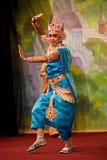 Bagan Dance, Myanmar Stock Images
